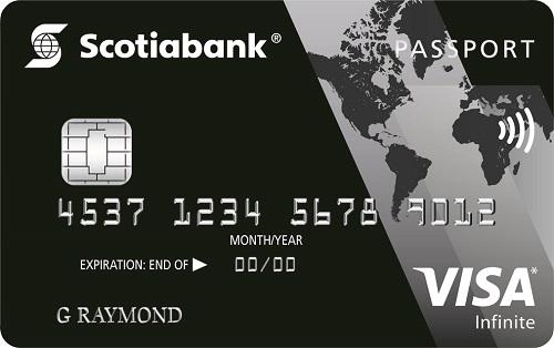 Scotiabank Passport™ Visa Infinite* Card