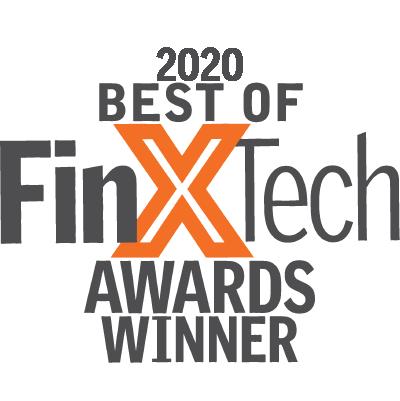 2020 Best of FInXTech Awards Winner