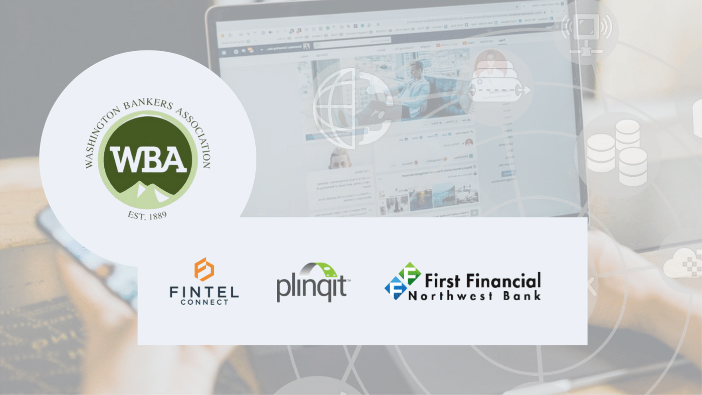 Fintel Connect to Host Digital Marketing Webinar in Collaboration with Washington Bankers Association