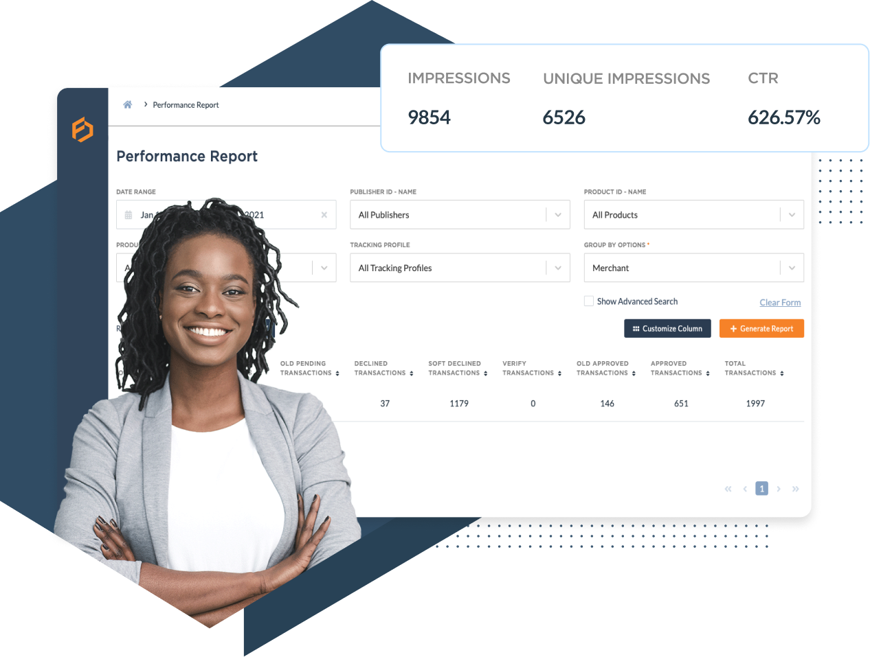 Get a demo of Fintel Performance