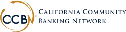 CALIFORNIA COMMUNITY BANKING NETWORK