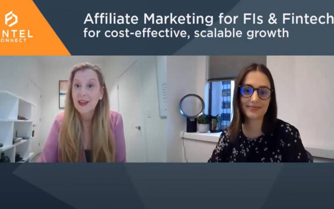 How Affiliate Marketing Works for Financial Institutions
