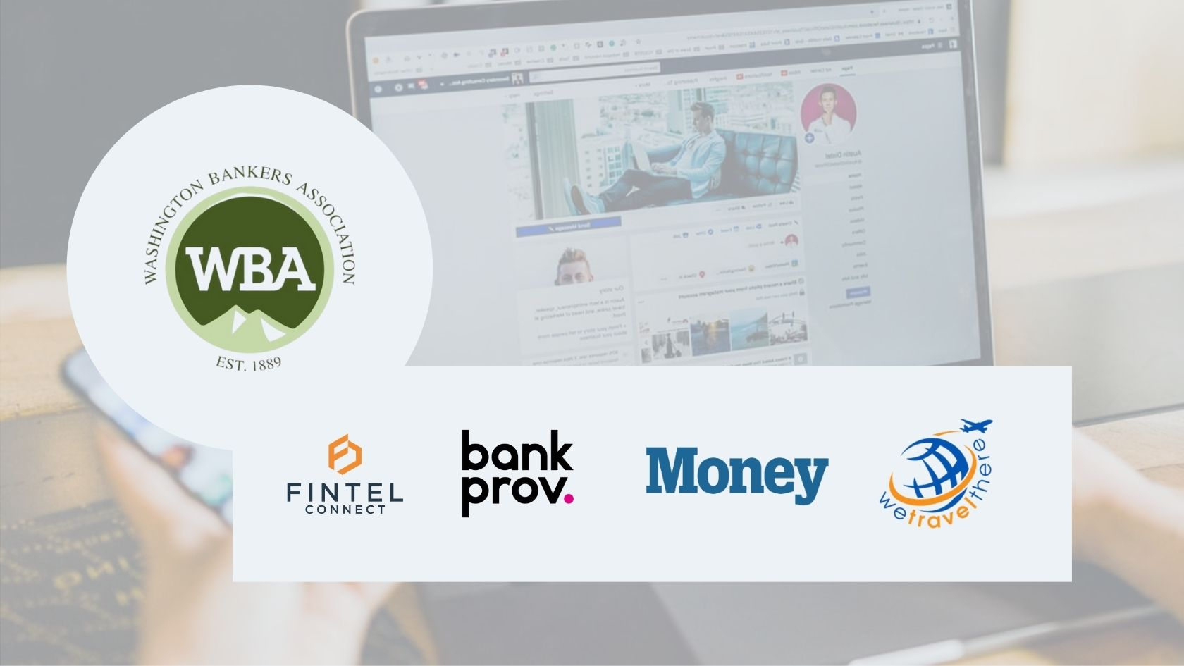 Fintel Connect Collaborates with Washington Bankers on Influencer Marketing Session for Banks