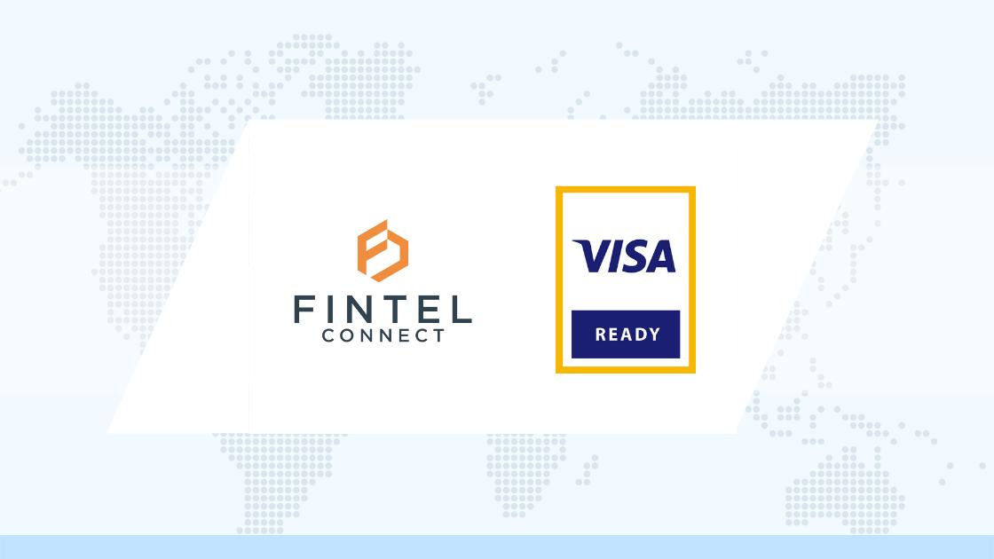 Visa Fintel Connect Partnership